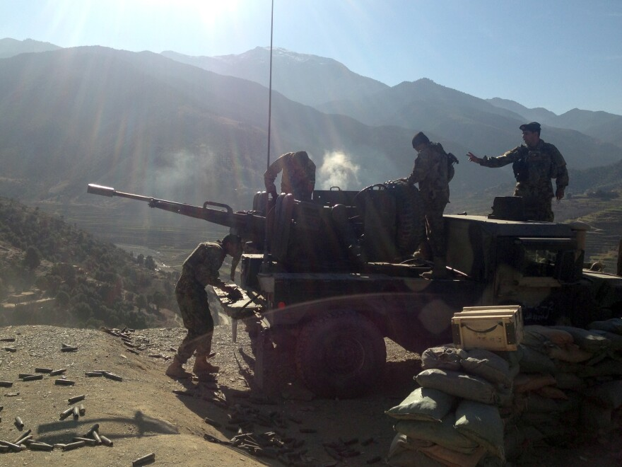 According to Reuters, U.S. officials say the Islamic State in Afghanistan is based overwhelmingly in Nangarhar and Kunar province.