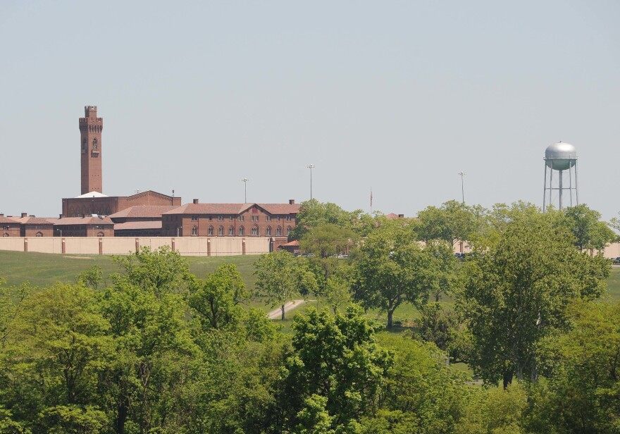 The Lewisburg federal penitentiary in Lewisburg, Pa., in 2010.