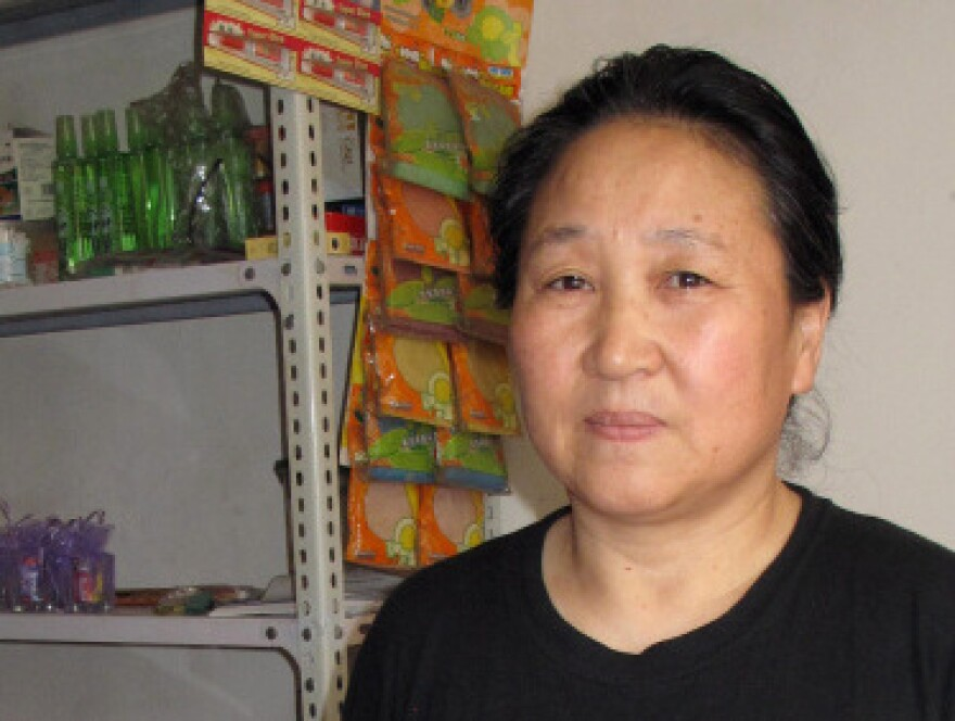 """The Communist Party is rotten to its roots,"" says Wang Jiang's wife, Wang  Jinshu."