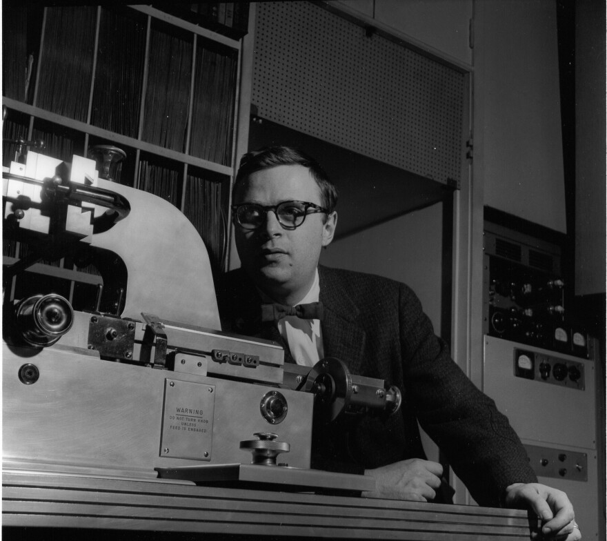 Rudy Van Gelder used his parents' living room in Hackensack, N.J., as his recording studio in the mid-1950s.