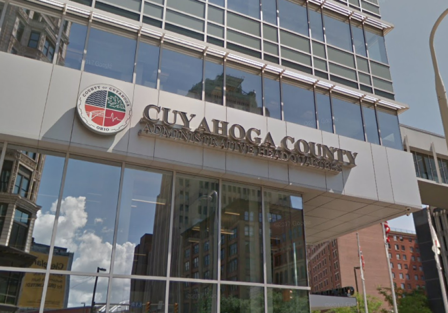 photo of Cuyahoga County headquarters
