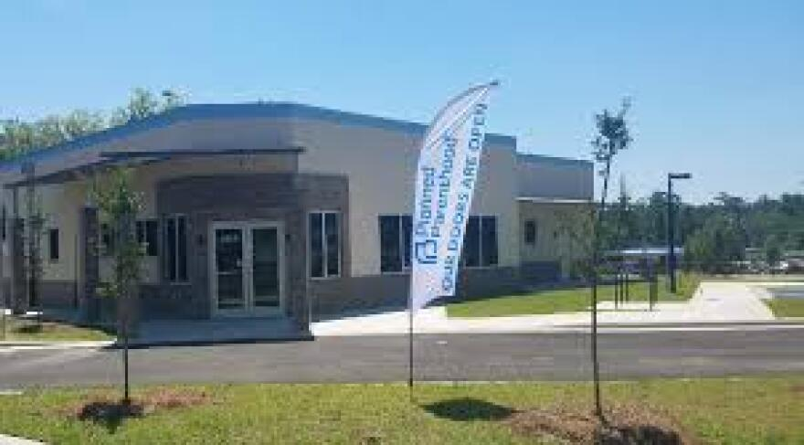 Tallahassee's Planned Parenthood Clinic