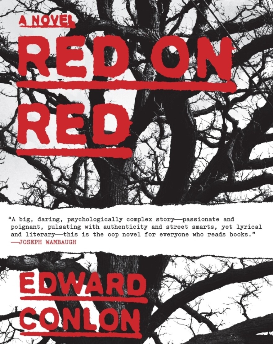 Edward Conlon's latest novel weaves an NYPD officer's sensibilities throughout the city where he works.