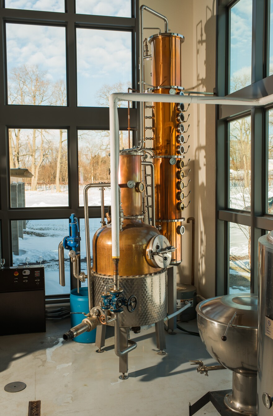 Five & 20 Spirits and Brewing has partnered with TimberFish Technologies to convert the wastewater and grain generated by the brewery and distillery into fish feed.