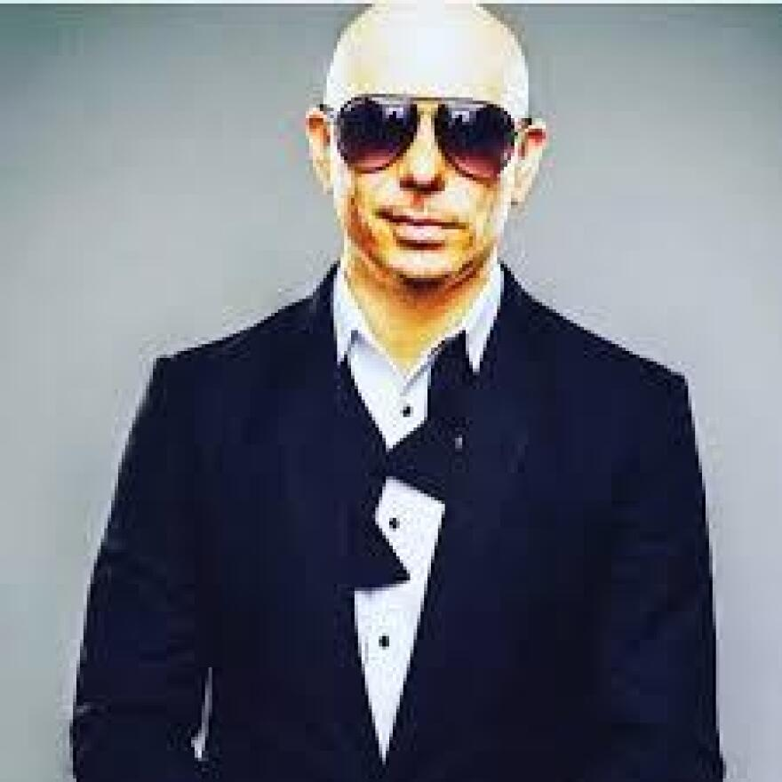 The rapper Pitbull contracted with Visit Florida to promote the state in music videos and concerts.