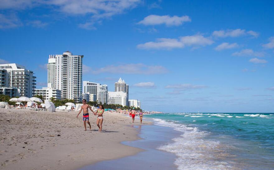 Miami Beach commissioners wanted to boost the city's minimum wage to $13.31 an hour by 2021. Two courts ruled against the city, and the state Supreme Court won't hear the case.