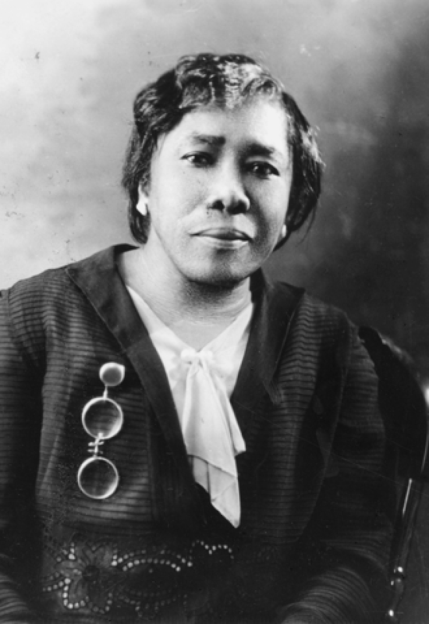Educator Fannie Cobb Carter (1872-1973)