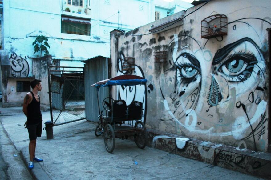 Contemplations in Old Havana