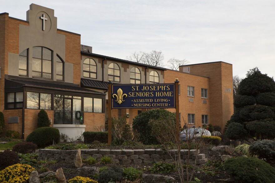 "St. Joseph's Senior Home is a four-star, 101-bed facility run by Little Servant Sisters to the Immaculate Conception, a Polish order established in the 1850s with the mission to ""nurture the mind, body, and soul... by serving the residents with the same love as if serving Christ Himself."""