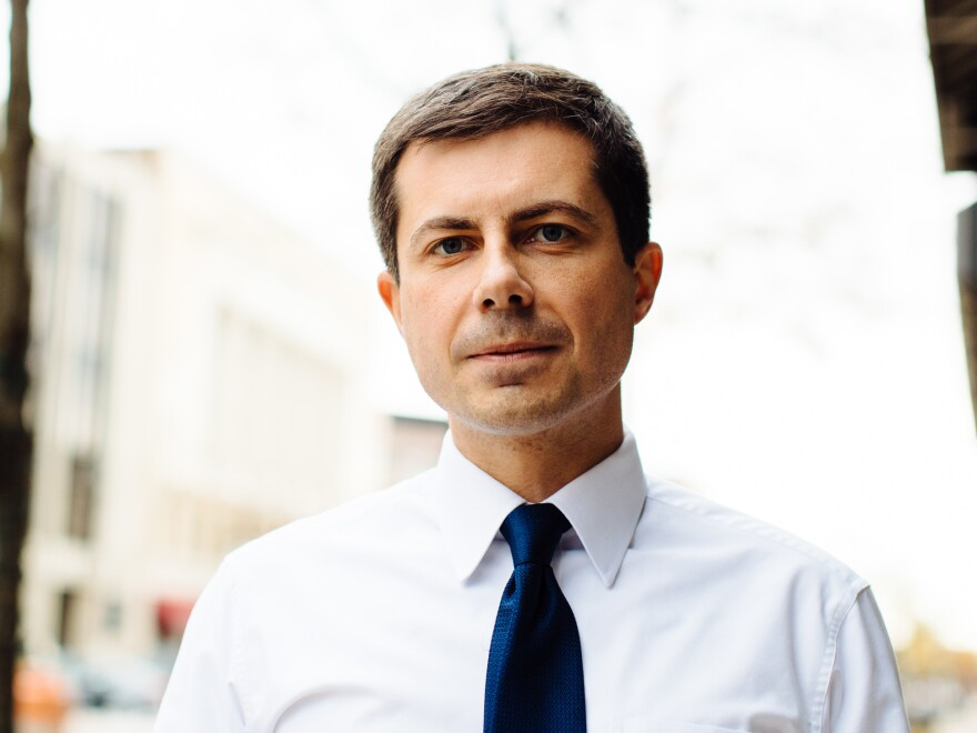 South Bend, Ind., Mayor Pete Buttigieg was on a quest to reform the Democratic Party nearly 15 years ago while at Oxford University in England. He opposed centrism at the time, a political space he has moved into as his 2020 presidential campaign has taken off.
