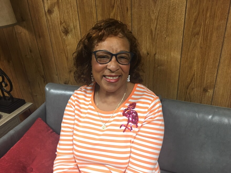 Elaine Thomas is a longtime member at Friendship Baptist Church in Hopewell, Va. She says she and her husband had no idea they would have to worry about their family being exposed to the kinds of things they saw and heard during the civil rights era.
