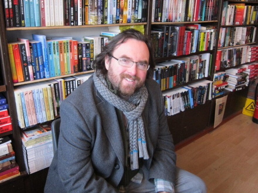 Belfast's No Alibis Bookstore has helped launch at least two of Stuart Neville's mysteries.
