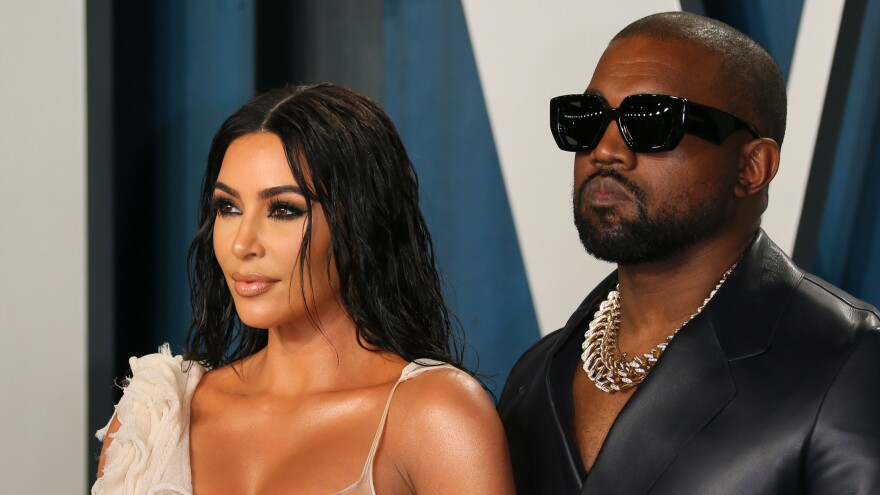 In a string of deleted tweets, rapper Kanye West claimed that his wife Kim Kardashian was trying to get him hospitalized, following a campaign rally he held on Sunday.