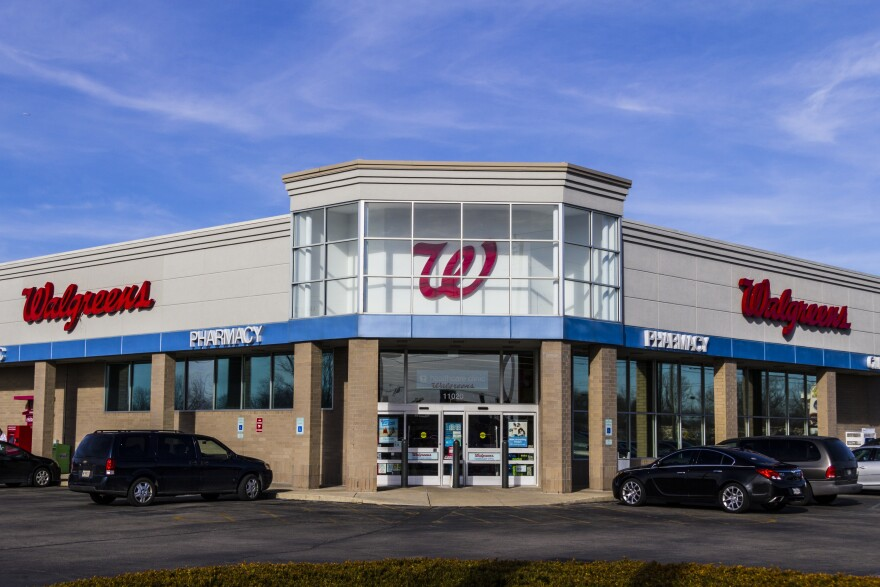 a photo of Walgreens