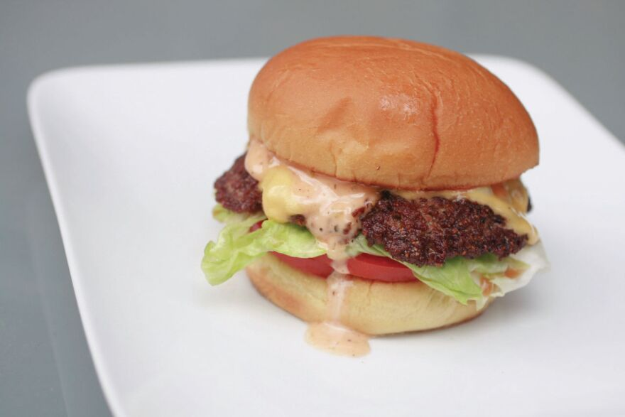 Lopez-Alt's Classic Diner-style Smashed Cheeseburgers.