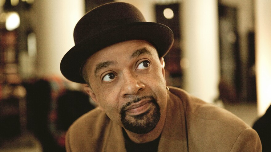 """You can't be a novelist, you can't be a creative person, if you are so cynical about the world that everything you say and write is negative,"" says novelist James McBride. He won the 2013 National Book Award for his novel <em><a href=""https://www.npr.org/books/titles/189562779/the-good-lord-bird"">The Good Lord Bird.</a> </em>"