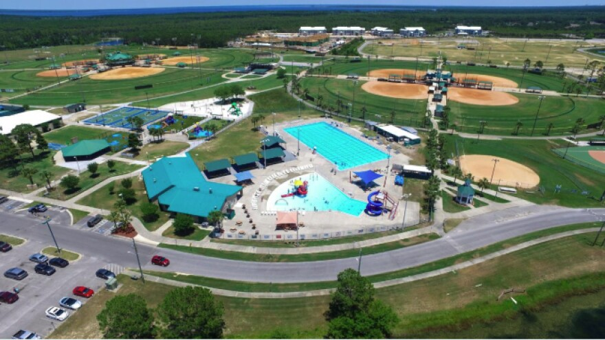 Until May 1, all sports tournaments and events in Panama City Beach are canceled and gatherings in city-owned facilities cannot exceed 10 people.