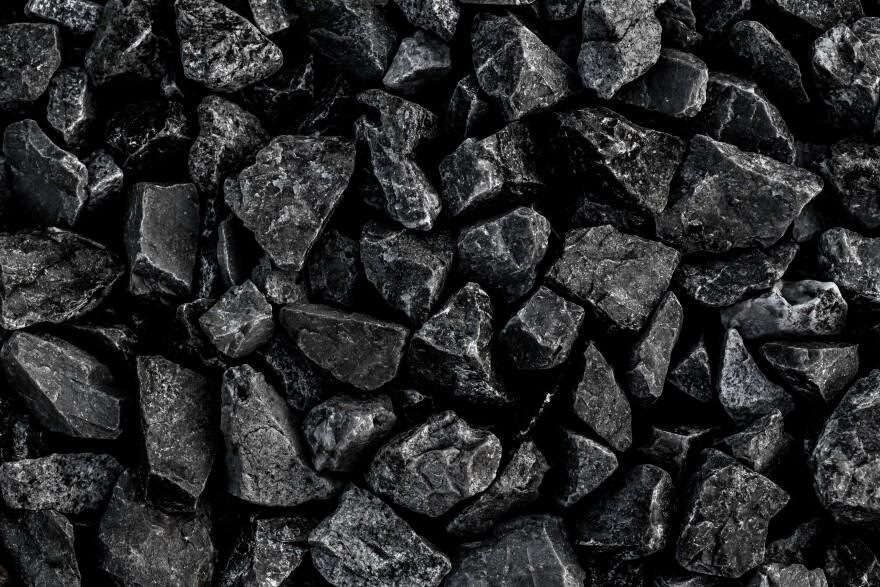 photo of coal