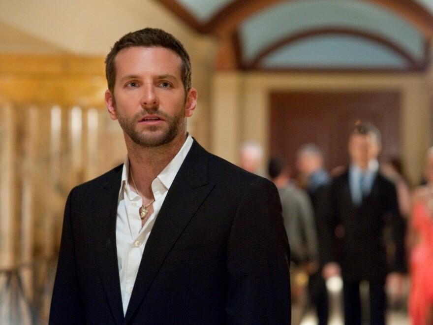 Bradley Cooper stars as a bipolar high school teacher in <em>Silver Linings Playbook</em>.