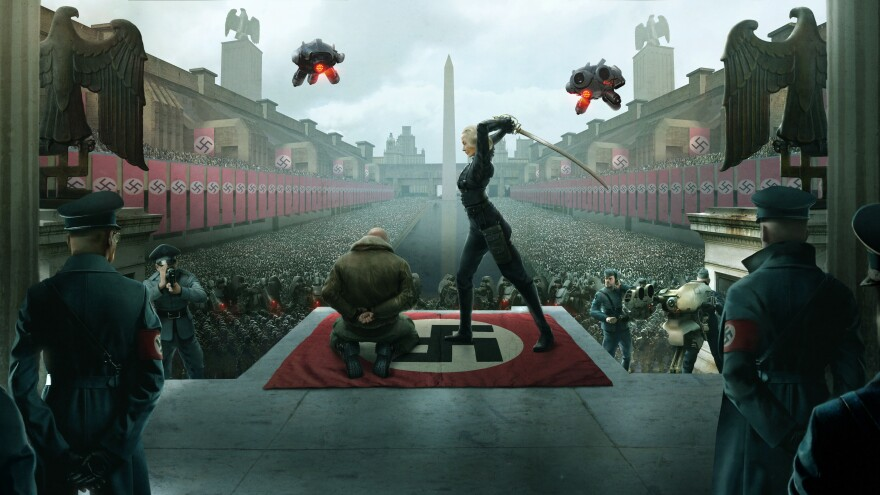 Could this be the end of B.J. Blazkowicz? Maybe.