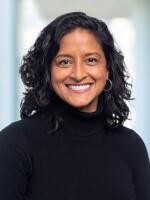 Suraya Mohamed, photographed for NPR, 22 January 2020, in Washington DC.