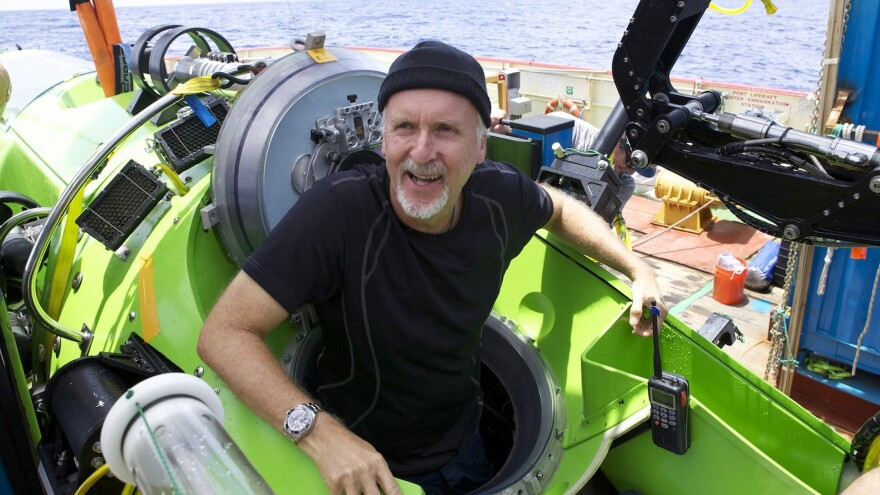 Fillmmaker James Cameron wanted to travel the depths of the ocean since he was a child. He attempts to make his boyhood dreams a reality in National Geographic's <em>Deepsea Challenge</em>.
