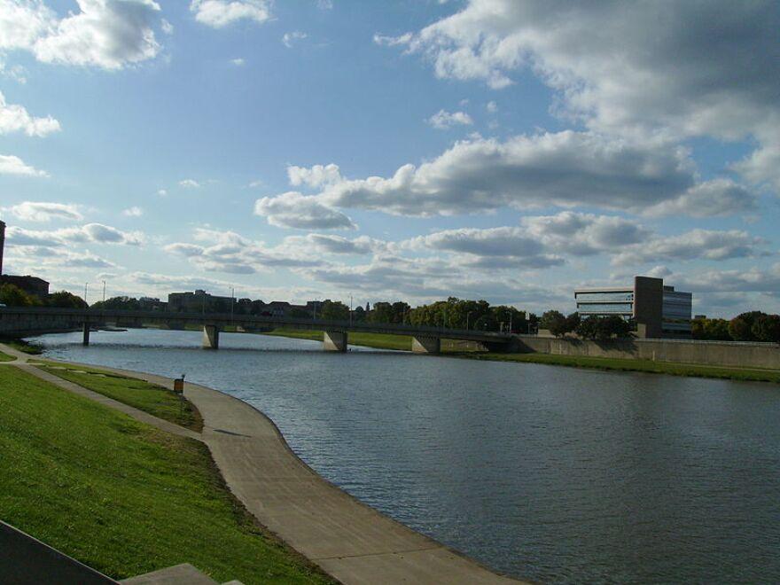 Dayton Water Great Miami River