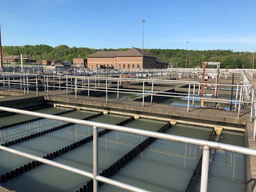 photo of Akron Water Reclamation plant