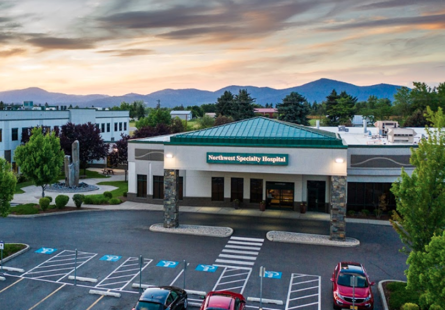 The Northwest Specialty Hospital in Post Falls, Idaho, is among the nearly 40 hospitals in the Mountain West being penalized for having high rates of complications from hospital stays.