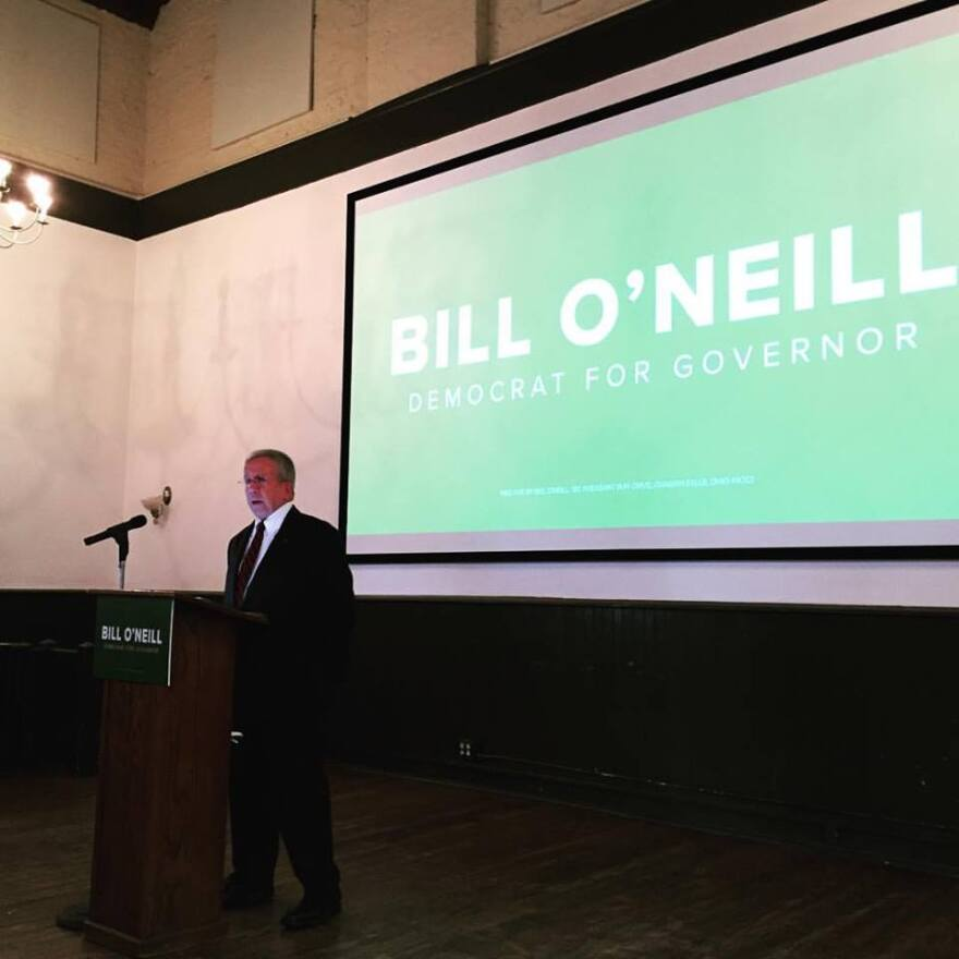 photo of Bill O'Neill
