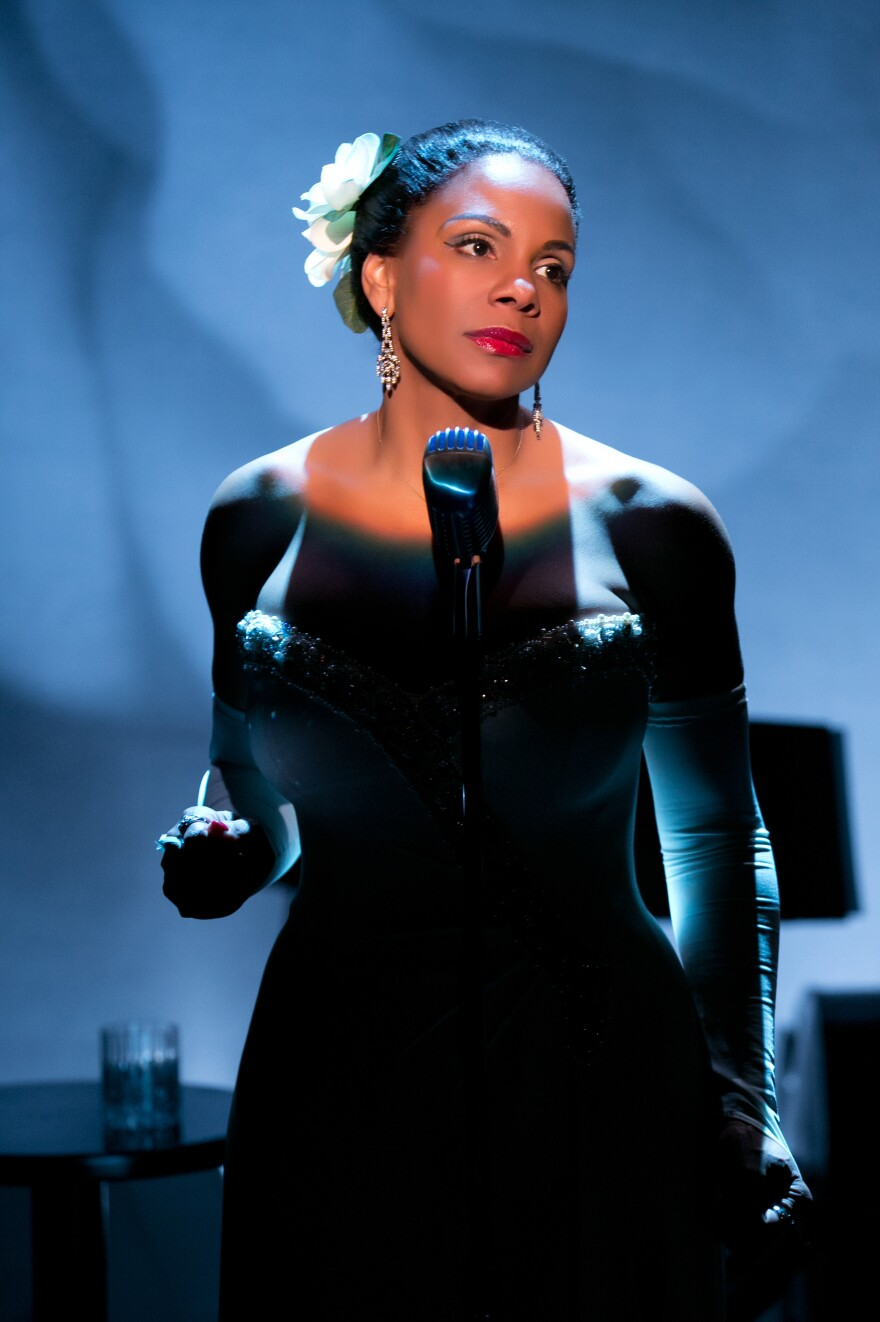 Audra McDonald just nabbed a Tony nominations for playing Billie Holiday in <em>Lady Day At Emerson's Bar And Grill</em>.