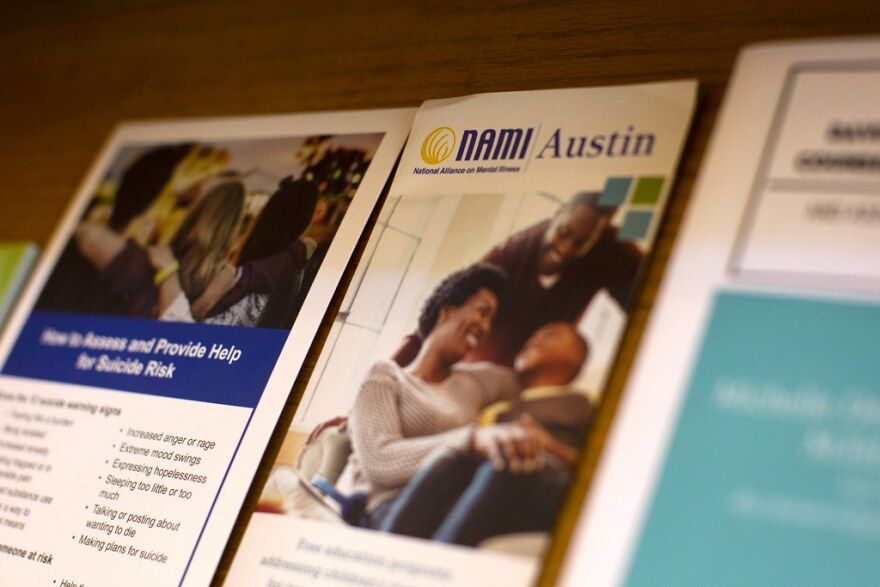 NAMI brochures