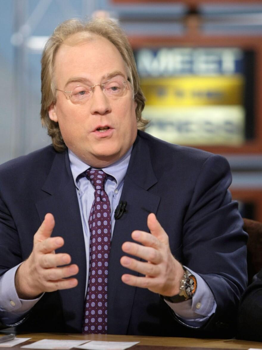 Republican strategist Mike Murphy, November 2007.