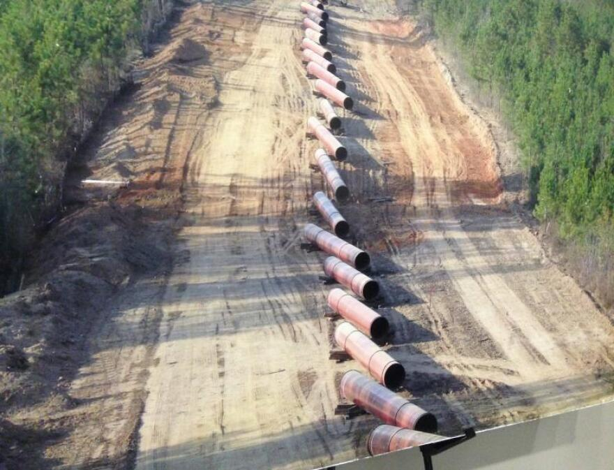 photo of Natural Gas Pipeline