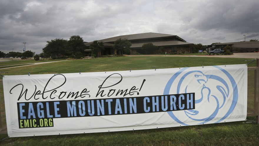 The Eagle Mountain International Church in Newark, Texas, is linked to at least 21 cases of measles.