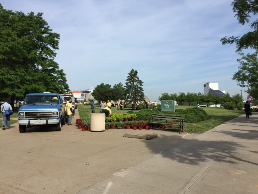 photo of Willard Park