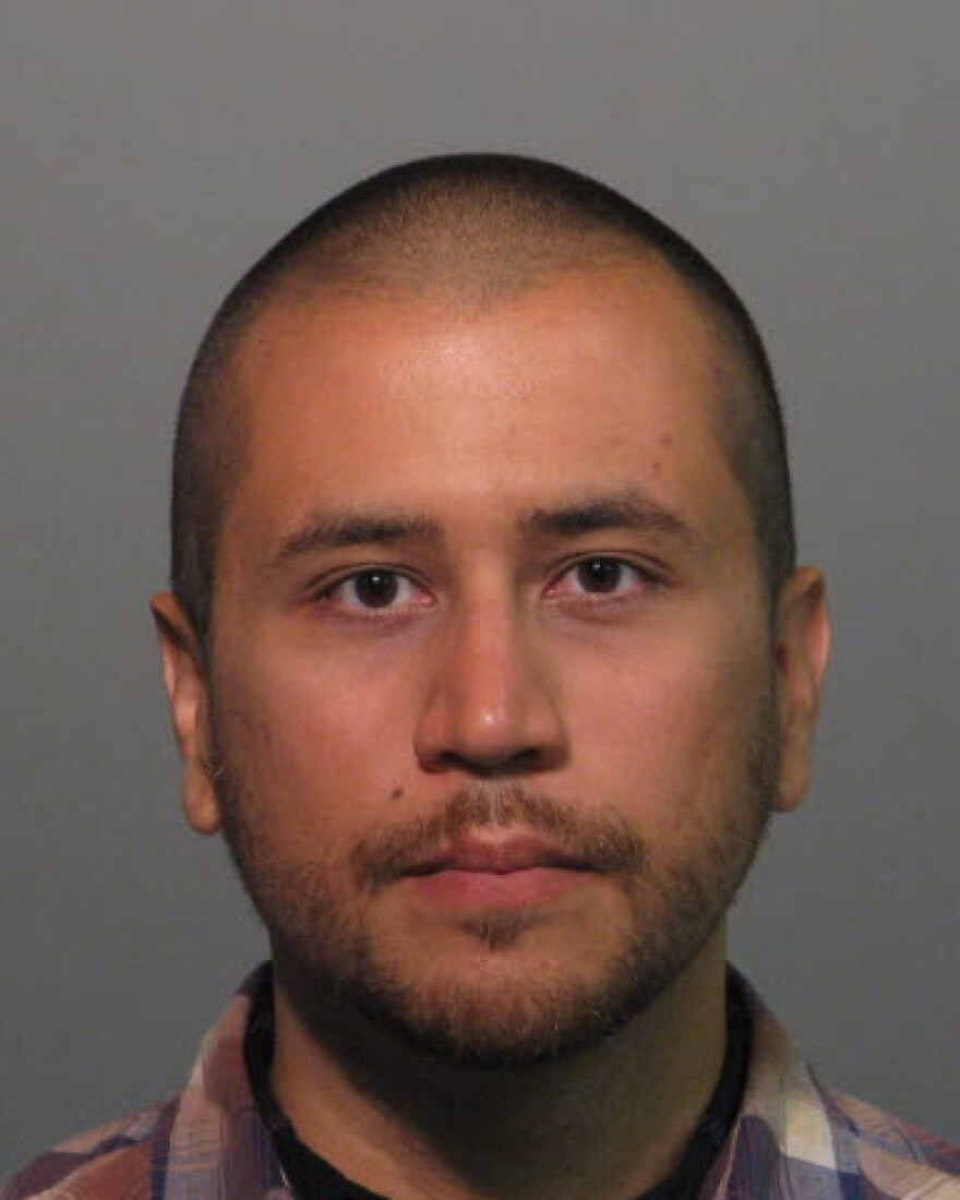 George Zimmerman's mug shot from Seminole County Jail. Zimmerman's case was one of the most widely-reported cases involving Florida's Stand Your Ground law.