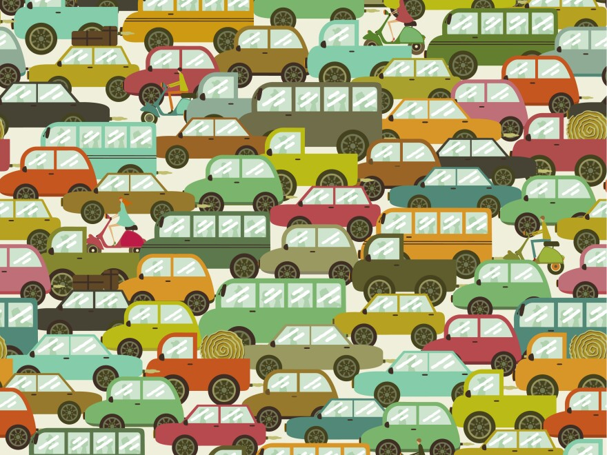 The psychology of traffic.