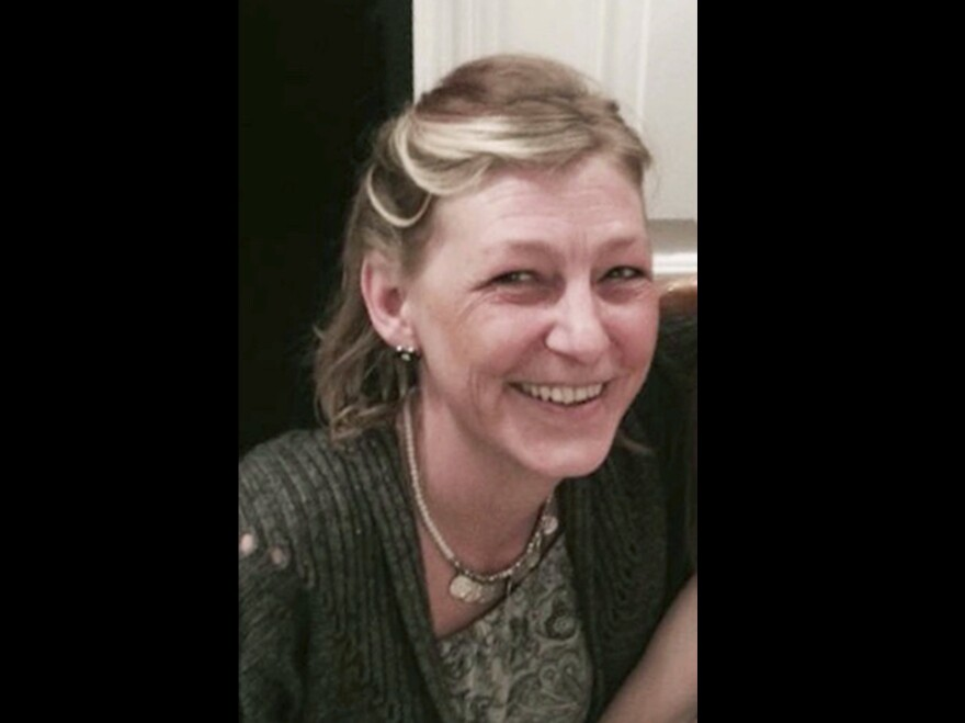 A photo issued by Metropolitan Police of Dawn Sturgess, who died after being exposed to the nerve agent Novichok last month.