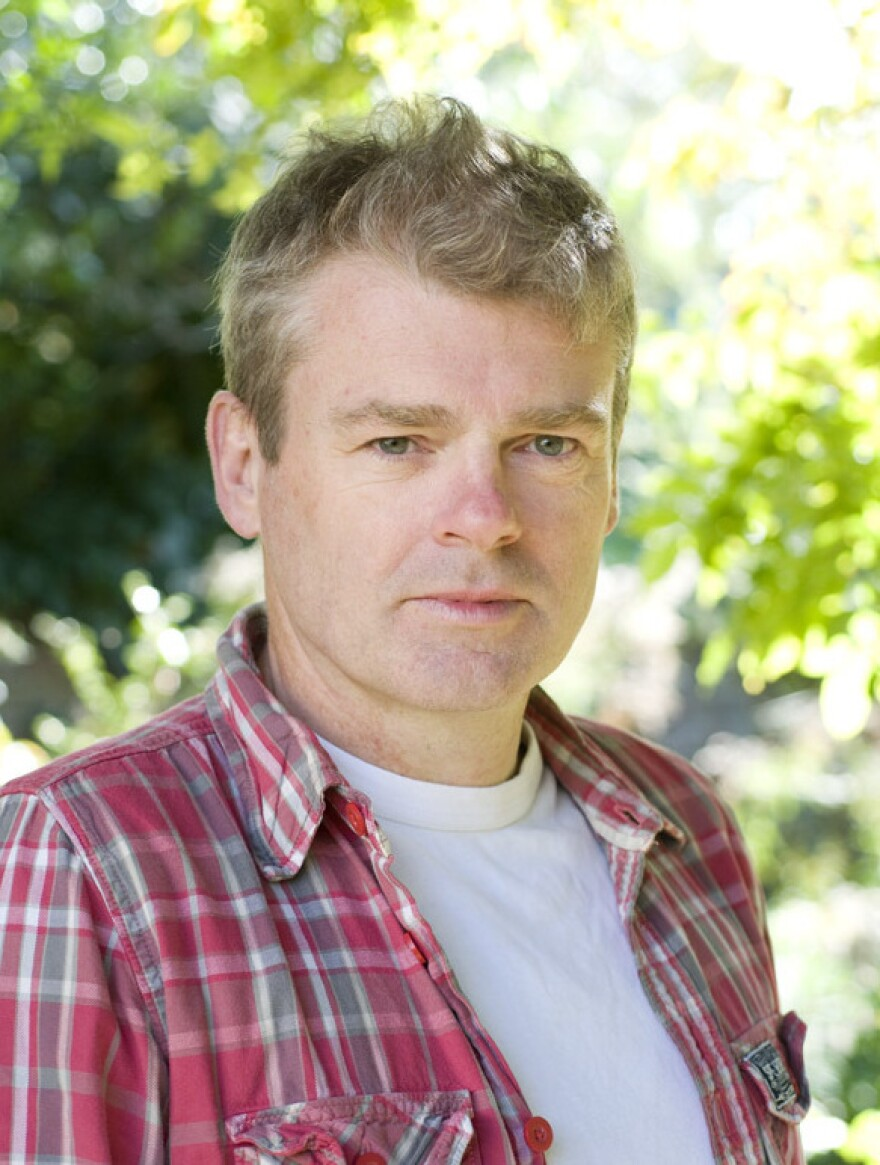 Mark Haddon is the author of <em>The Curious Incident of the Dog in the Night-Time.</em>