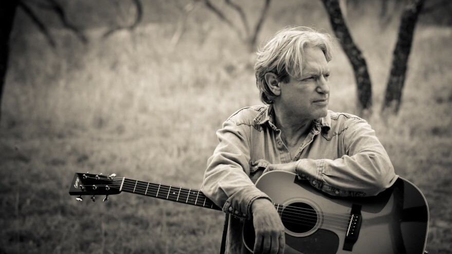 Sam Baker's <em>Say Grace</em> is his fourth album since he started making them in 2004, at age 50.
