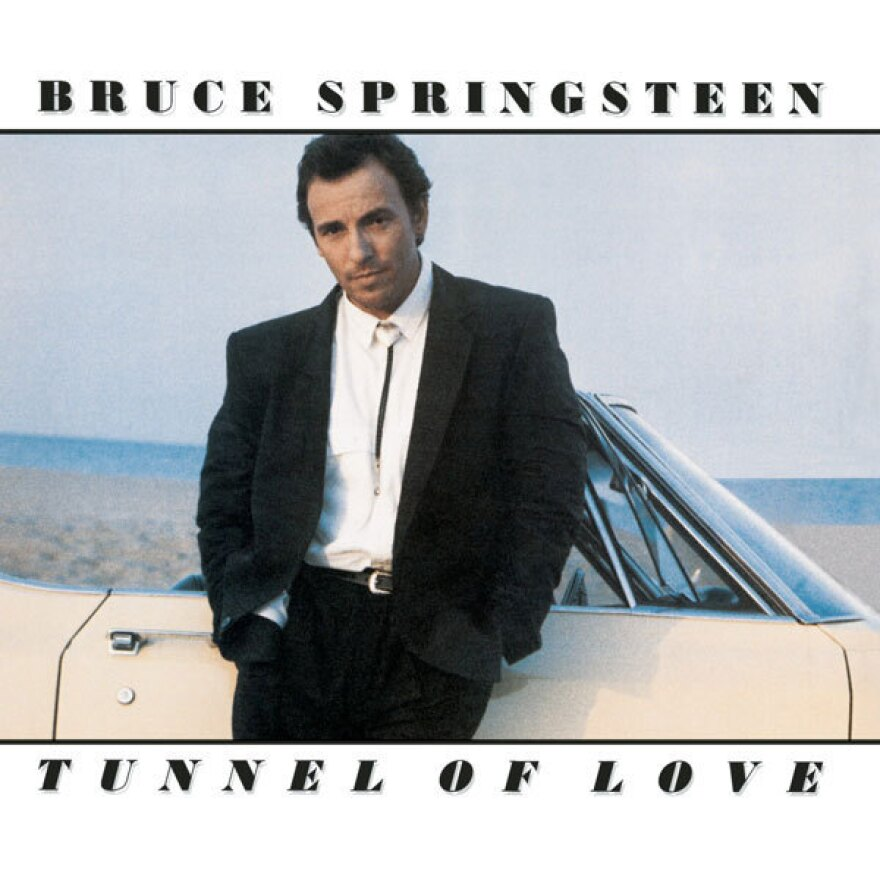 The cover of Tunnel Of Love.