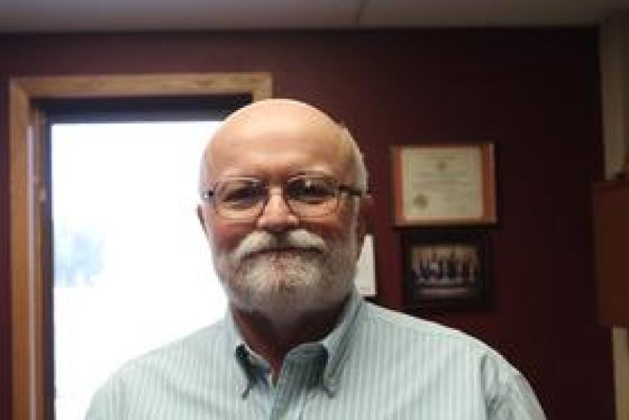 Steve Cottrell, assistant to the City Manager of Garden City,
