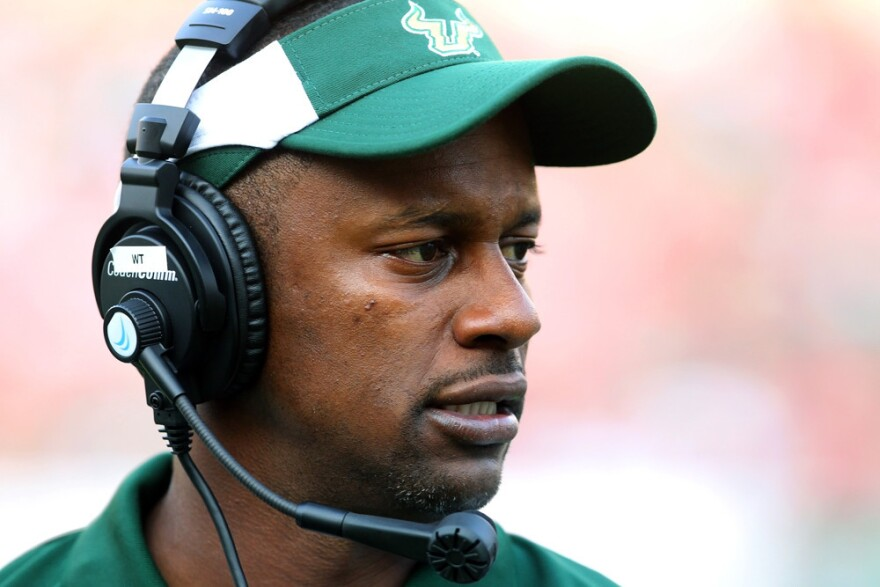 Willie Taggart set to become 11th head football coach at Florida State University.