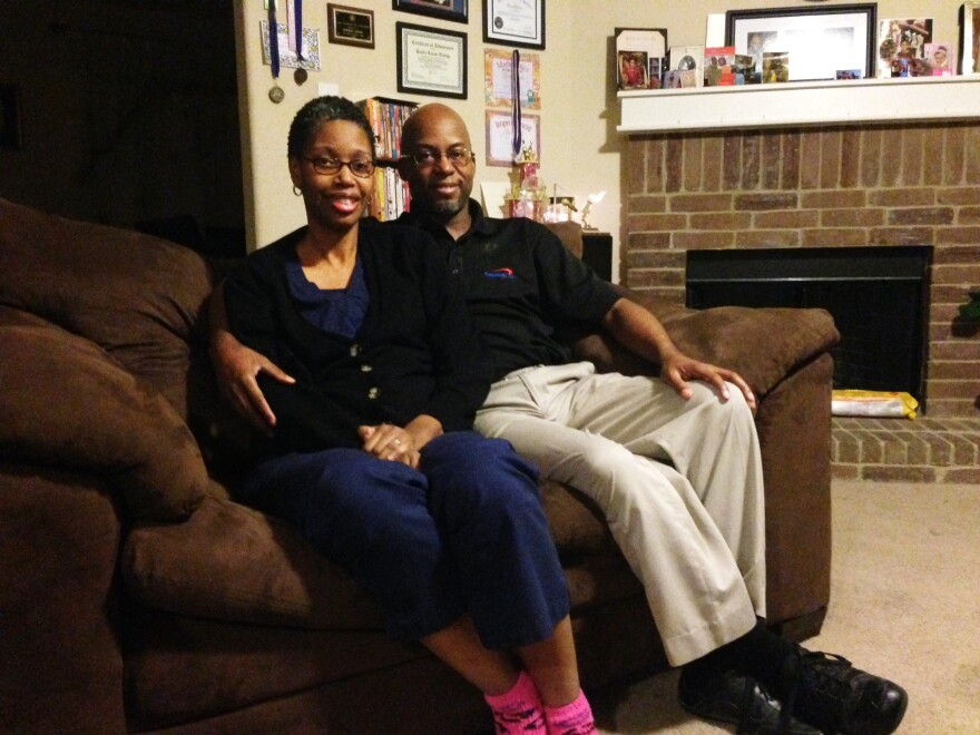 """Kayla and Darrell Young of Lancaster, Texas, say the """"safe conversations"""" model has deepened their relationship."""