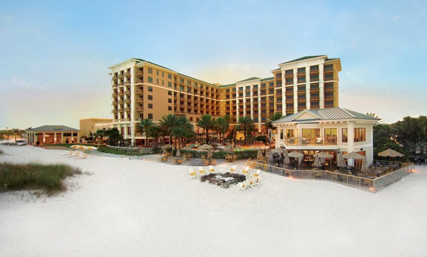 Sandpearl hotel