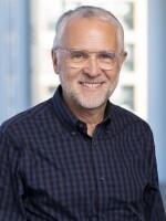 David Welna, photographed for NPR, 13 November 2019, in Washington DC.