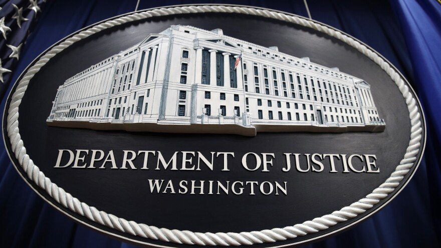 Authorities announced Thursday that a New York-based company and seven of its employees are  being charged with fraud, money laundering and illegal importation of equipment manufactured in China.