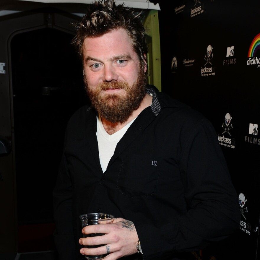 March 7, 2011, in Los Angeles: Ryan Dunn at the Blu-ray and DVD release of Paramount Home Entertainment's <em>Jackass 3</em>.