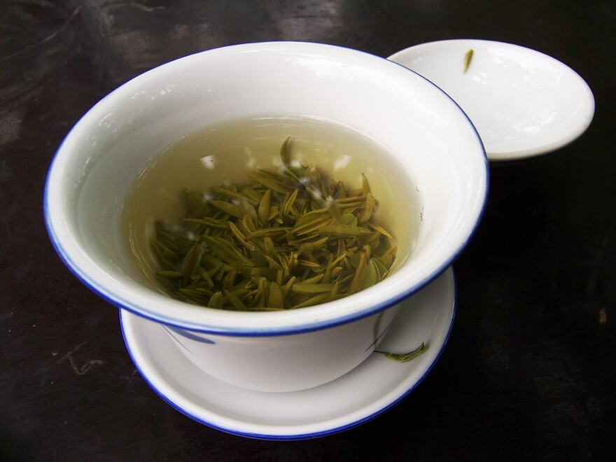 """For most of the 19th century, there was less concern about the perils of taking cocaine than there was about the negative side effects of drinking green tea,"" says author Matthew Sweet. The backlash against green tea was caused by a mix of baseless fears (that it triggered hysteria and insomnia) and genuine concerns about it being toxic as a result of widespread adulteration."